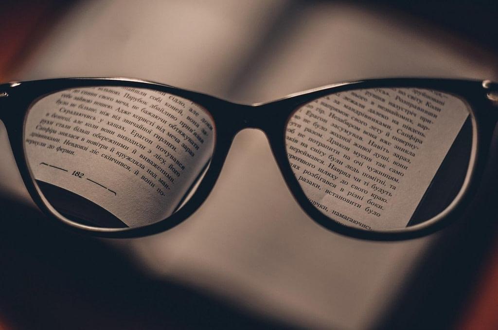 lire sans lunette