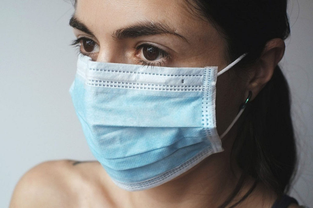 le masque nous empêche de respirer librement